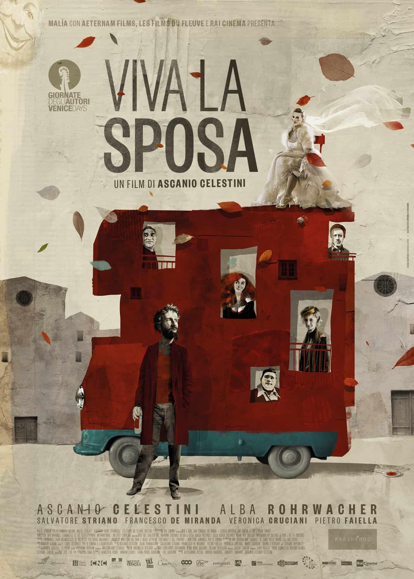 Viva la Sposa - Locandina